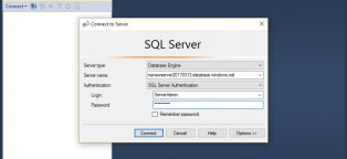 how to query sql database